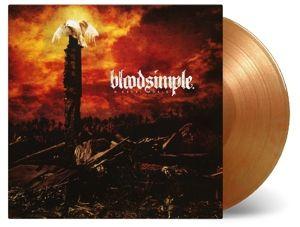 A Cruel World (Ltd Orange/Gold Mixed Vinyl), Bloodsimple