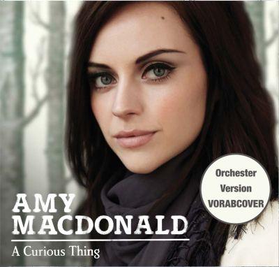 A Curious Thing, Amy MacDonald