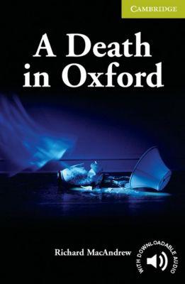 A Death in Oxford, Richard MacAndrew
