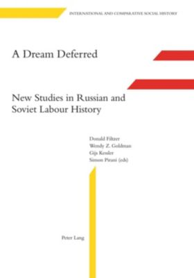 A Dream Deferred, Donald Filtzer