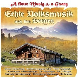 A Flotte Musik & A G'Sang-Ec, Various