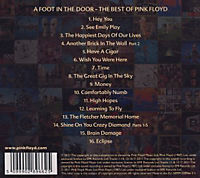 A Foot In The Door - The Best Of Pink Floyd - Produktdetailbild 1