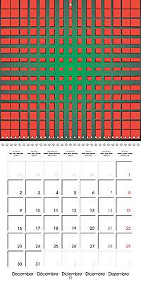 A Geometric Rhapsody 2019 (Wall Calendar 2019 300 × 300 mm Square) - Produktdetailbild 12
