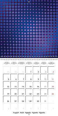A Geometric Rhapsody 2019 (Wall Calendar 2019 300 × 300 mm Square) - Produktdetailbild 8