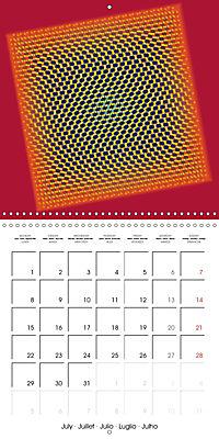 A Geometric Rhapsody 2019 (Wall Calendar 2019 300 × 300 mm Square) - Produktdetailbild 7