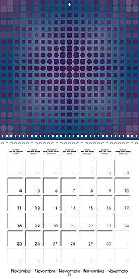 A Geometric Rhapsody 2019 (Wall Calendar 2019 300 × 300 mm Square) - Produktdetailbild 11
