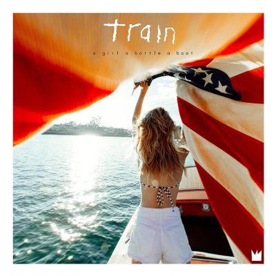 A Girl A Bottle A Boat, Train