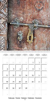 A glimpse of Zanzibar (Wall Calendar 2019 300 × 300 mm Square) - Produktdetailbild 2
