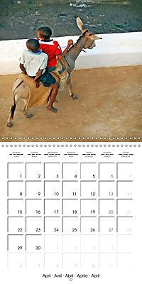 A glimpse of Zanzibar (Wall Calendar 2019 300 × 300 mm Square) - Produktdetailbild 4