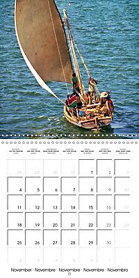 A glimpse of Zanzibar (Wall Calendar 2019 300 × 300 mm Square) - Produktdetailbild 11