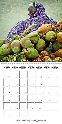A glimpse of Zanzibar (Wall Calendar 2019 300 × 300 mm Square) - Produktdetailbild 5