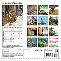 A glimpse of Zanzibar (Wall Calendar 2019 300 × 300 mm Square) - Produktdetailbild 13