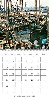 A glimpse of Zanzibar (Wall Calendar 2019 300 × 300 mm Square) - Produktdetailbild 7