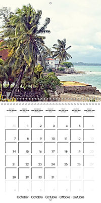 A glimpse of Zanzibar (Wall Calendar 2019 300 × 300 mm Square) - Produktdetailbild 10