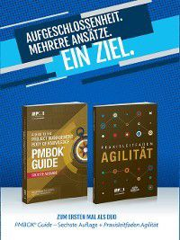 A Guide to the Project Management Body of Knowledge (PMBOK(R) Guide- / Agile Practice Guide Bundle (GERMAN), Project Management Institute