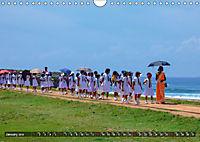 A journey through Sri Lanka (Wall Calendar 2019 DIN A4 Landscape) - Produktdetailbild 1