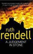 A Judgement In Stone, Ruth Rendell