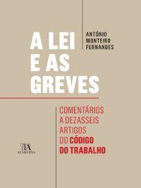 A Lei e as Greves, António Monteiro Fernandes