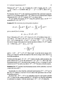 A Mathematical Introduction to Conformal Field Theory - Produktdetailbild 2