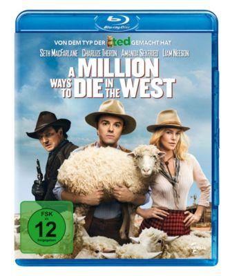 A Million Ways to Die in the West, Charlize Theron,Amanda Seyfried Seth MacFarlane