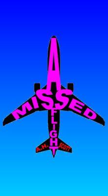 A Missed Flight, A.H. Scott
