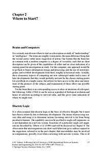 A Missing Link in Cybernetics - Produktdetailbild 1
