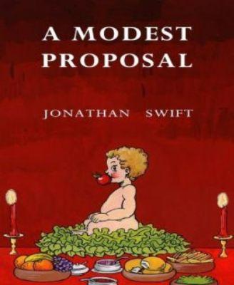 A Modest Proposal, Jonathan Swift