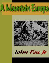 A Mountain Europa, Jr. John Fox