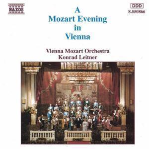 A Mozart Evening In Vienna, Robin, Müller, Leitner