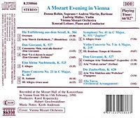 A Mozart Evening In Vienna - Produktdetailbild 1