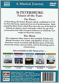 A Musical Journey - St. Petersburg: Palaces of the Tsars - Produktdetailbild 1