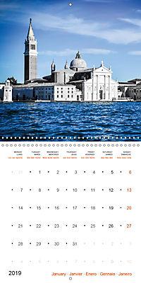 A new look at Venice (Wall Calendar 2019 300 × 300 mm Square) - Produktdetailbild 1