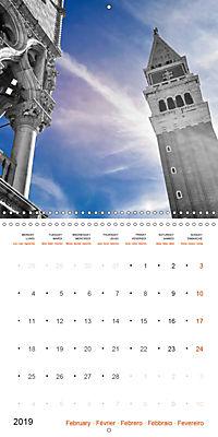 A new look at Venice (Wall Calendar 2019 300 × 300 mm Square) - Produktdetailbild 2