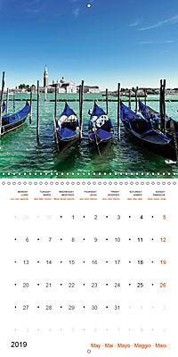 A new look at Venice (Wall Calendar 2019 300 × 300 mm Square) - Produktdetailbild 5