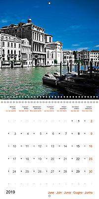 A new look at Venice (Wall Calendar 2019 300 × 300 mm Square) - Produktdetailbild 6