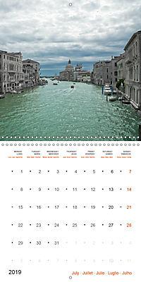 A new look at Venice (Wall Calendar 2019 300 × 300 mm Square) - Produktdetailbild 7