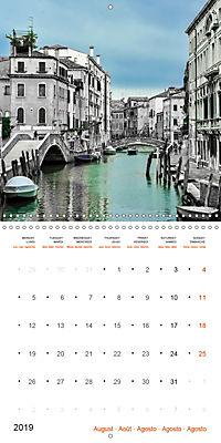 A new look at Venice (Wall Calendar 2019 300 × 300 mm Square) - Produktdetailbild 8