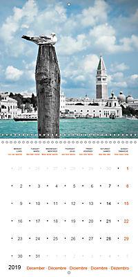A new look at Venice (Wall Calendar 2019 300 × 300 mm Square) - Produktdetailbild 12