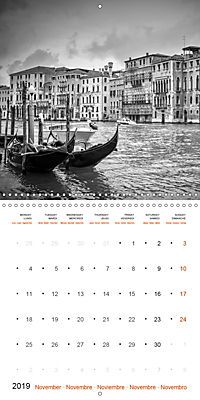 A new look at Venice (Wall Calendar 2019 300 × 300 mm Square) - Produktdetailbild 11