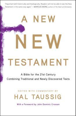 A New New Testament, Hal Taussig
