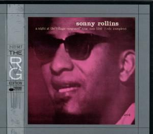 A Night At The Village Vanguard, Sonny Rollins