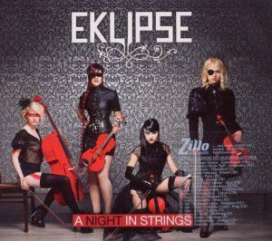 A Night In Strings (Limited Digipack Edition), Eklipse
