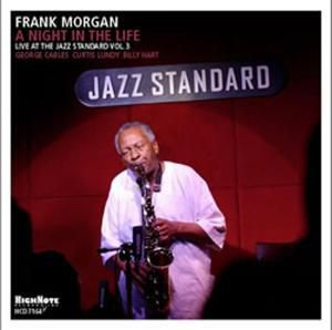 A Night In The Life, Frank Morgan