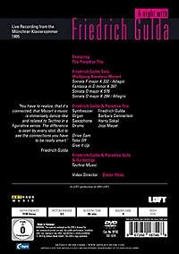 A Night With Friedrich Gulda - Produktdetailbild 1