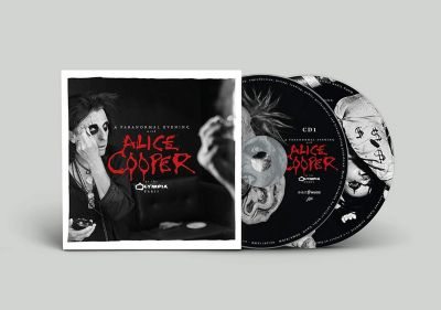 A Paranormal Evening At The Olympia Paris (2 CDs), Alice Cooper