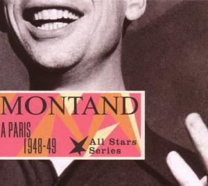 A Paris 1948-49, Yves Montand