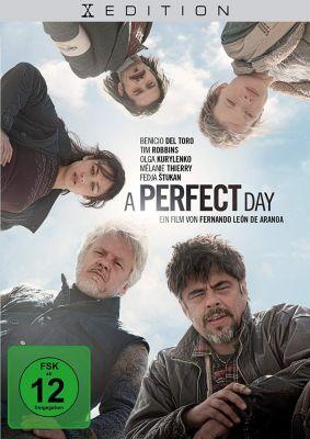 A Perfect Day, Paula Farias