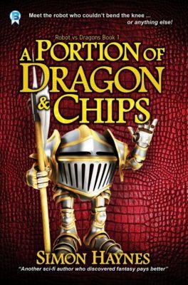 A Portion of Dragon and Chips, Simon Haynes
