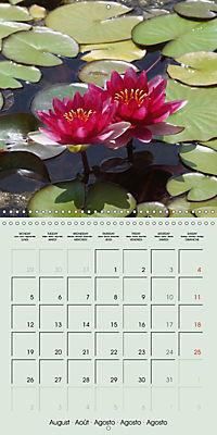 A Potpourri of Waterlilies (Wall Calendar 2019 300 × 300 mm Square) - Produktdetailbild 8