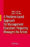 A Problem-based Approach for Management Education, Philip Hallinger, Edwin M. Bridges